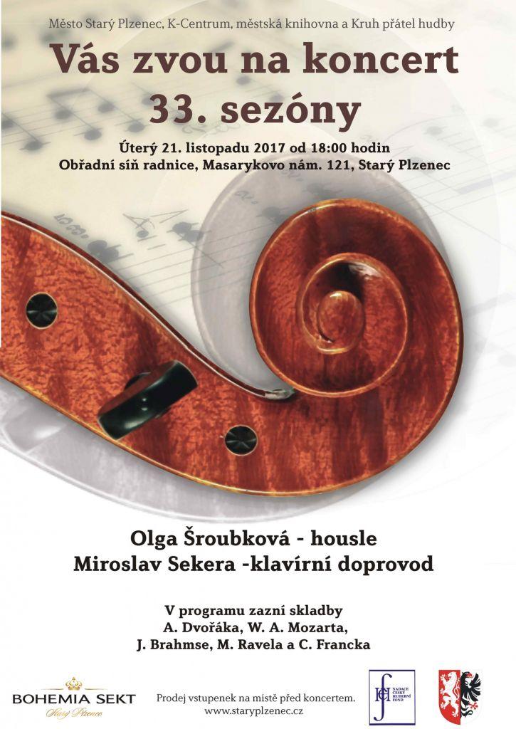 I. koncert KPH - 21.11.2017