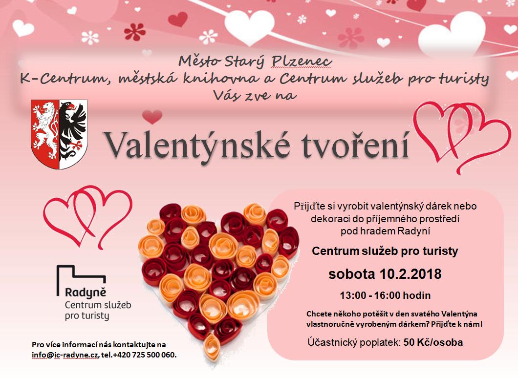 plakát_Valentýnské tvoření