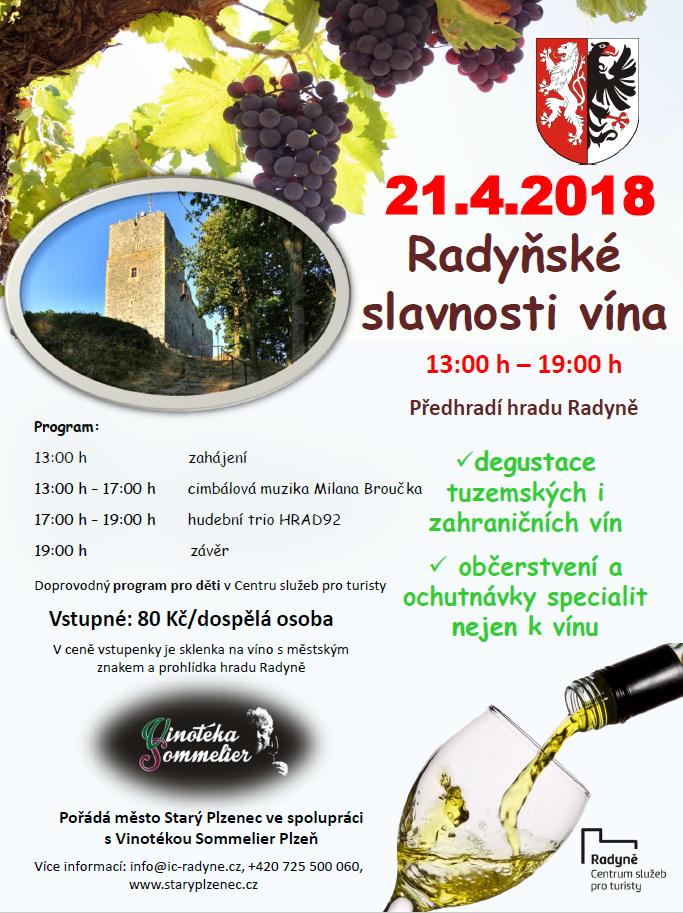 Radyňské slavnosti vína