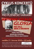 Gloria - varhany