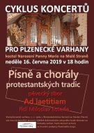 LÉTO POD ROTUNDOU: koncert pro staroplzenecké varhany 1