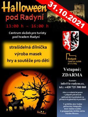 Halloween pod Radyní 1